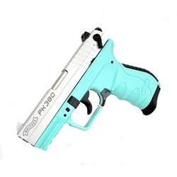 Ladies Walther PK 380 Pistol