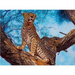 """Approaching Masai"" by John Banovich"