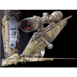 SCI Gun of The Year 2018- Kimber Sub Alpine Rifle