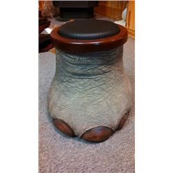 Michigan – Elephant Foot Ottoman