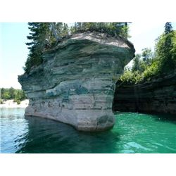Michigan – Upper Peninsula Three Day Get Away Tour Two People