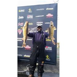 Michigan – Lake Erie Walleye Charter