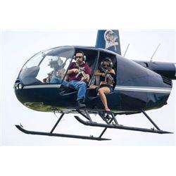 *Texas – Helicopter Based Hog Hunt for 2 People
