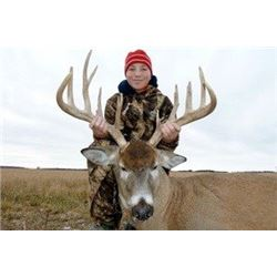 Wisconsin 3 day/2 Nights- Whitetail Deer Hunt for One Hunter