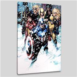 Free Comic Book Day 2009 Avengers #1