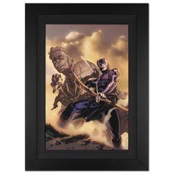 Hawkeye: Blindside #4
