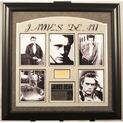 James Dean Autographed Photo Collage