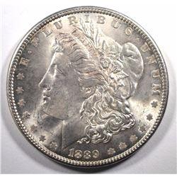 1889 MORGAN DOLLAR, BU
