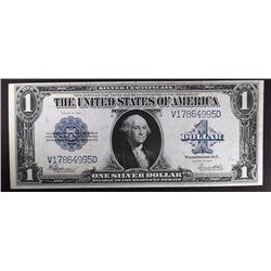 1923 $1 SILVER CERTIFICATE AU