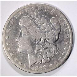 1892-CC MORGAN DOLLAR  VG/FINE