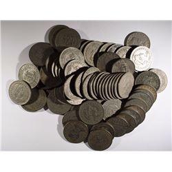 70 BRASIL 400 REIS COINS 1938 & OLDER