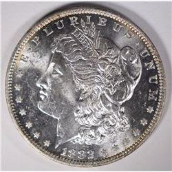 1882-O MORGAN DOLLAR GEM BU