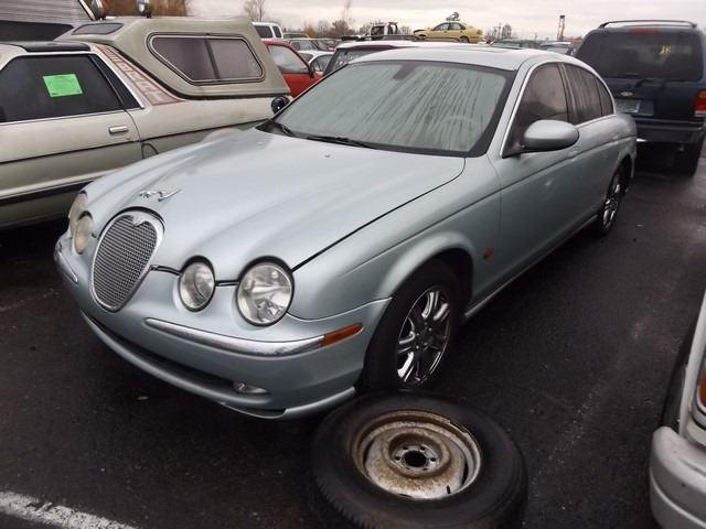 Image 1 : 2003 Jaguar S Type ...