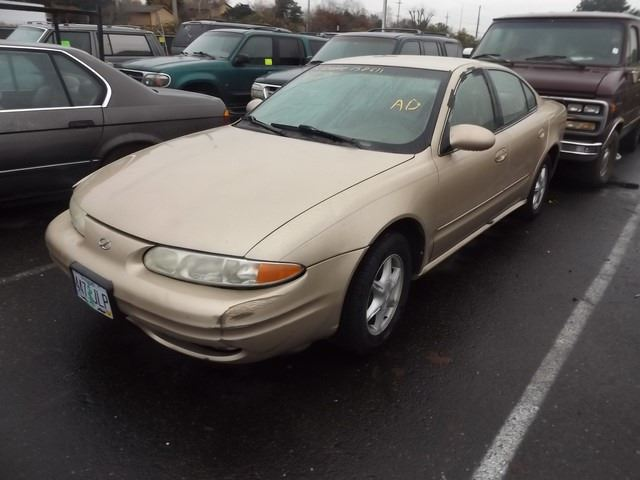 2001 Oldsmobile Alero Speeds Auto Auctions