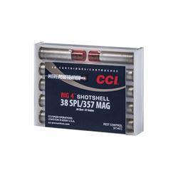 CCI 38/357 #4 SHOTSHELL- 100 Rounds