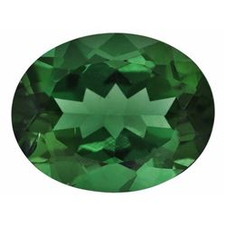 Natural Green Amethyst 15.02 cts - no treatment