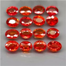 Natural Red Sapphire 5.95 Cts