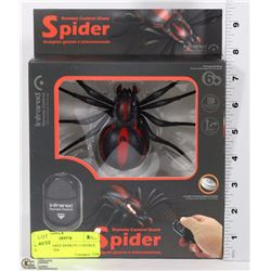 NEW INFRARED REMOTE CONTROL GIANT SPIDER