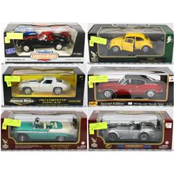 FEATURED ITEMS: DIE CAST COLLECTABLES