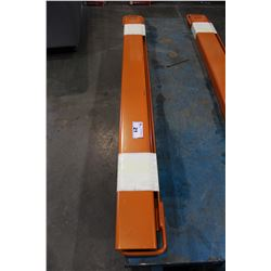 PAIR OF BRAND NEW FORK LIFT EXTENSIONS