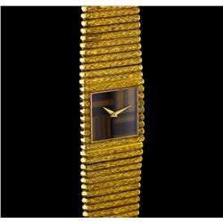 Piaget 18KT Yellow Gold Watch