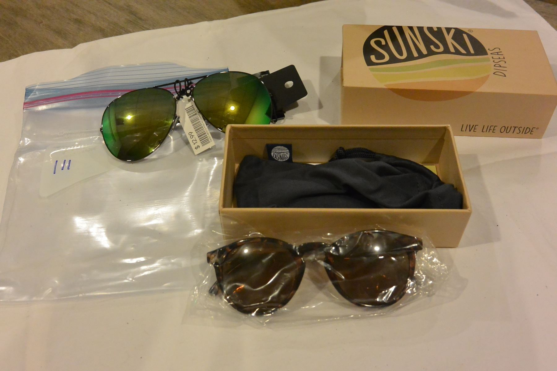1da3ce061bc Image 1   NEW SUNSKI DIPSEAS SUNGLASSES AND NEW H AND M SUNGLASSES ...