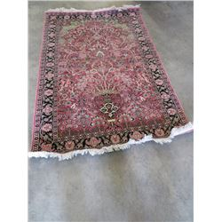 """Floor Rug from India 30''x60"""" approx"""