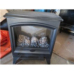 Electric fire place like new