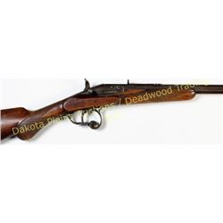 Unmarked boys rifle 22 cal. NVSN Leige proof mark rifle, good condition, checkered walnut stock show
