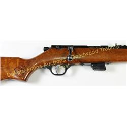 """Glenfield model 20 22 S L LR SN197377 39 bolt action rifle with 22"""" barrel, condition is very good i"""