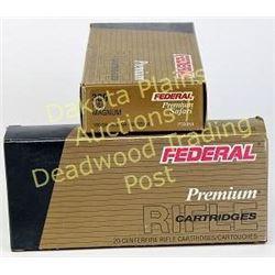 2 full boxes Federal 300 H&H Magnum ammunition Est. 100-200