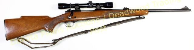 Winchester model 70 30-06 SN G970886 bolt action rifle 22