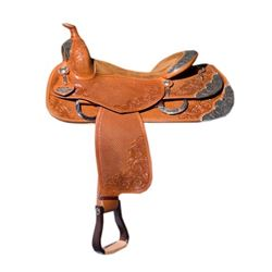 Exquisite Saddle Made by Bob's Custom Saddles