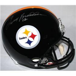 Terry Bradshaw Signed Steelers Full-Size Authentic Pro-Line Helmet (Steiner COA)