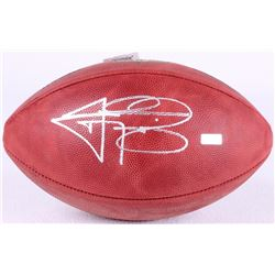 "Johnny Manziel Signed ""The Duke"" NFL Official Game Ball (Panini COA)"