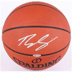 Ben Simmons Signed Official NBA Game Ball Basketball (UDA COA)