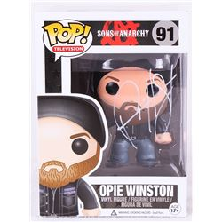 "Ryan Hurst Signed Opie Winston ""Sons of Anarchy"" POP! Vinyl Figure (Radtke COA)"