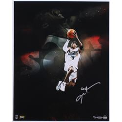 "Allen Iverson Signed LE 76ers ""Pound for Pound"" 16x20 Photo (UDA COA)"