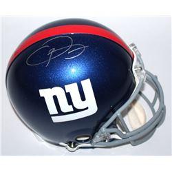 Odell Beckham Jr. Signed Giants Full-Size Authentic Pro-Line Helmet (Steiner COA)