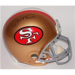 Joe Montana Signed 49ers Full-Size Authentic Pro-Line Helmet (Fanatics Hologram)