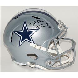 Jason Witten Signed Cowboys Full-Size Speed Helmet (Witten Hologram)