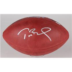 Tom Brady Signed Super Bowl XXXVI Official NFL Game Ball (TriStar)