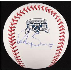 Dansby Swanson Signed OML Baseball (JSA COA)