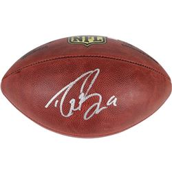 "Drew Brees Signed ""The Duke"" Official NFL Game Ball (Steiner COA)"