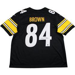 Antonio Brown Signed Steelers Jersey (Steiner COA)