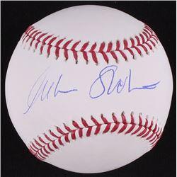 William Shatner Signed OML Baseball (Schwartz COA)