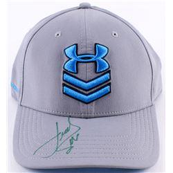 Jordan Spieth Signed Under Armour Golf Hat (JSA COA)