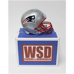 Wholesale Sports Daily Mystery Box - Autographed Football Full-Size Helmet Edition