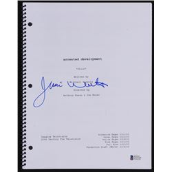 "Jessica Walters Signed ""Arrested Development: Pilot Episode"" Full Episode Script (Beckett COA)"