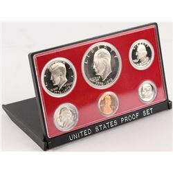 1976 United States Proof Set with (6) Coins